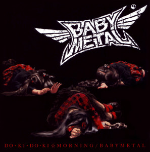 BABYMETAL Doki Doki Morning Single B-Side