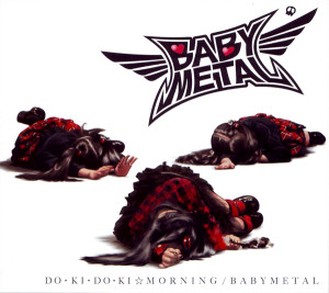 BABYMETAL Doki Doki Morning Single Cover