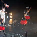 Babymetal live in London, O2-Academy Brixton. 8.11.2014
