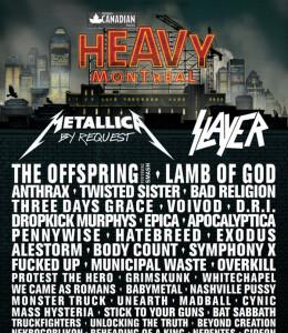 Babymetal Heavy Montreal
