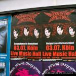 Babymetal Köln Konzertposter