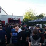 Babymetal in Frankfurt, 26. August 2015