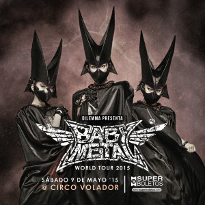 BABYMETAL in MEXICO