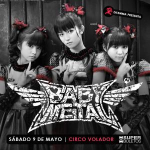 Babymetal Mexico