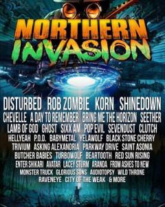 Nothern-Invasion