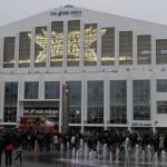 SSE Arena in Wembley - BABYMETAL London, 2nd April 2016 at SSE Arena Wembley
