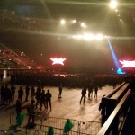 Die Halle - BABYMETAL London, 2nd April 2016 at SSE Arena Wembley