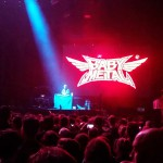 Vorprogramm - BABYMETAL London, 2nd April 2016 at SSE Arena Wembley