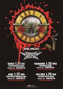 Guns N' Roses & BABYMETAL
