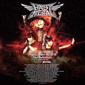 Babymetal with Korn