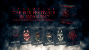 Fox Festivals Bluray Set