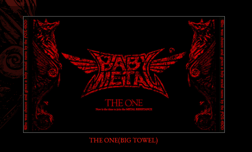 THE ONE TOWEL