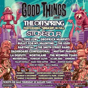 GOOD THINGS FESTIVAL Brisbane @ Brisbane Showgrounds | Bowen Hills | Queensland | Australien