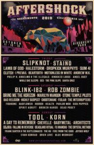 BABYMETAL Live At Aftershock Festival @ Discovery Park