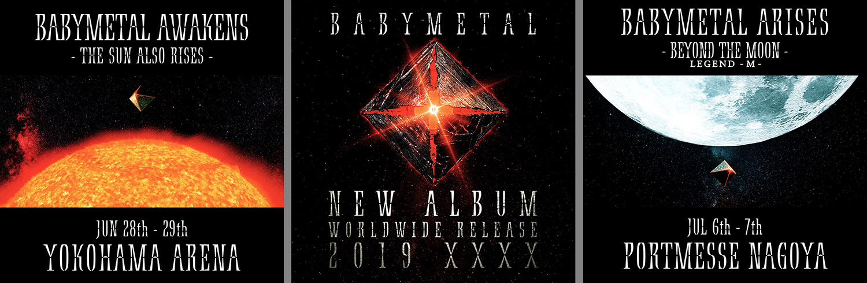 Babymetal Album 2019