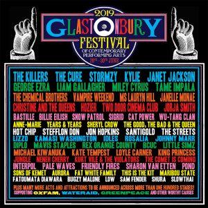 BABYMETAL Live At Glastonbury Festival @ Worthy Farm, Vereinigtes Königreich