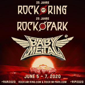 Rock am Ring 2020 @ Nürburgring